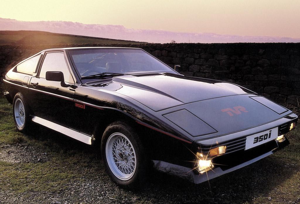 TVR Tasmin 350i 1984