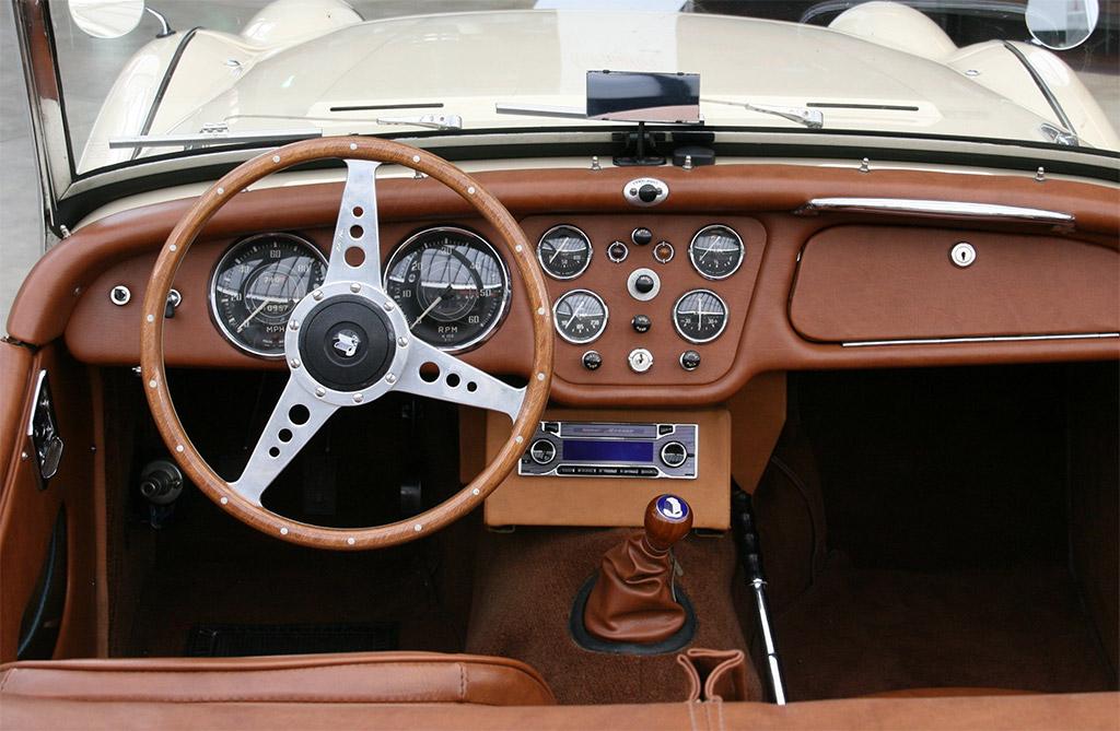 Triumph TR 3B