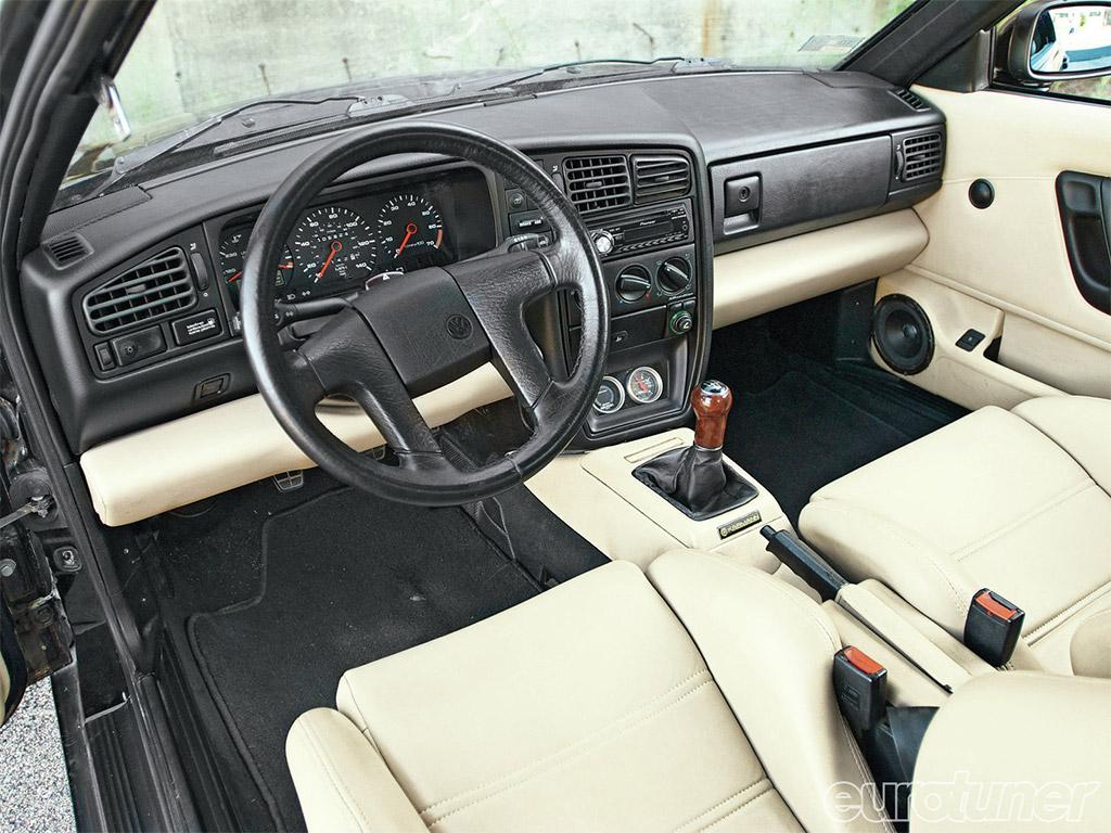 Volkswagen Corrado interieur