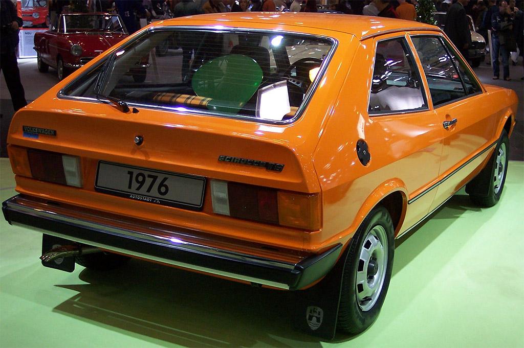 VW Scirocco 1976