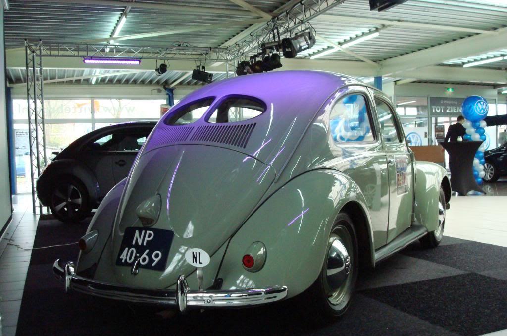 Volkswagen Brilkever