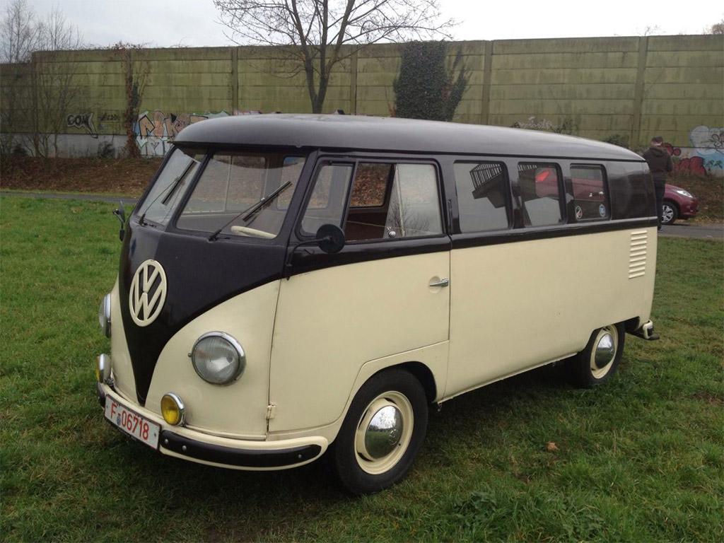 Volkswagen type 2 1958