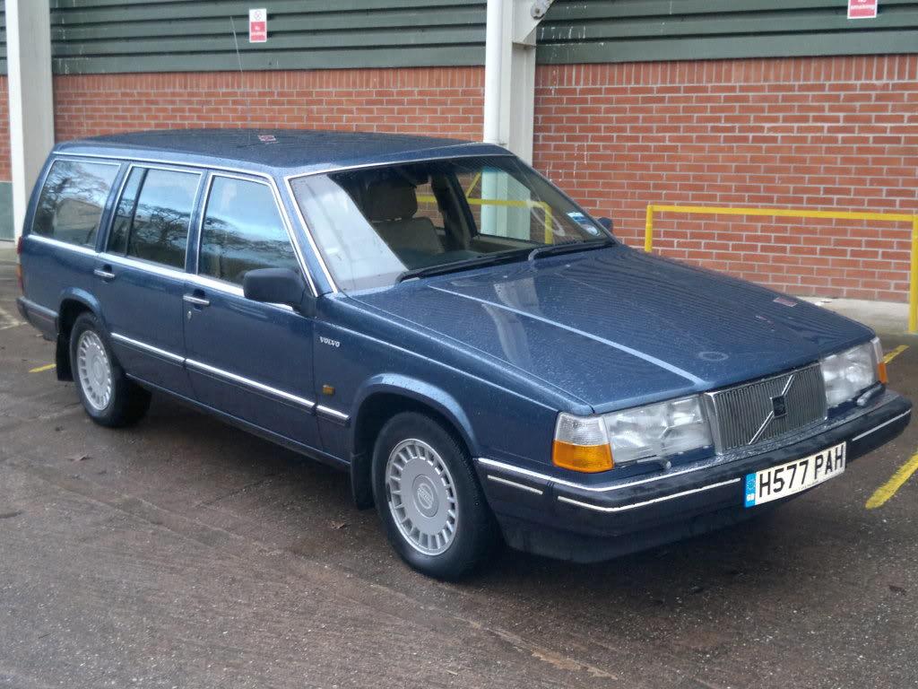 Volvo 760 Klassiekerweb