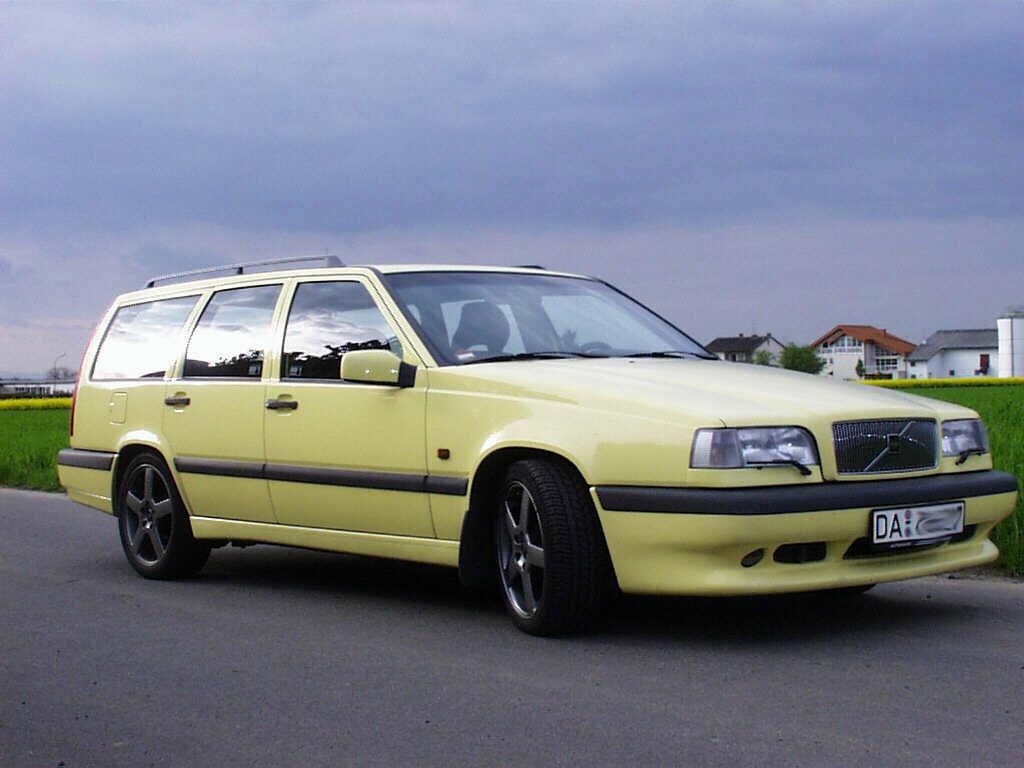 Volvo 850R