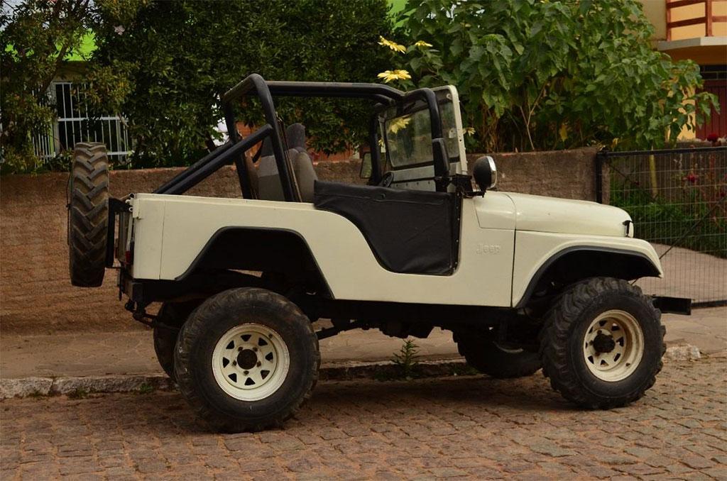 Willys Jeep CJ5 1962