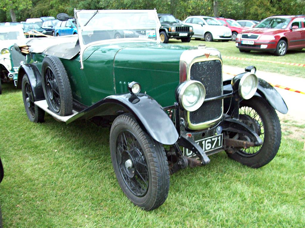 Alvis 12/50 1927