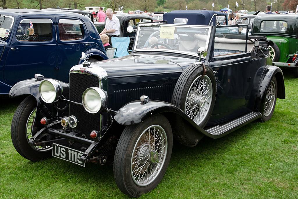 Alvis Firefly 1933