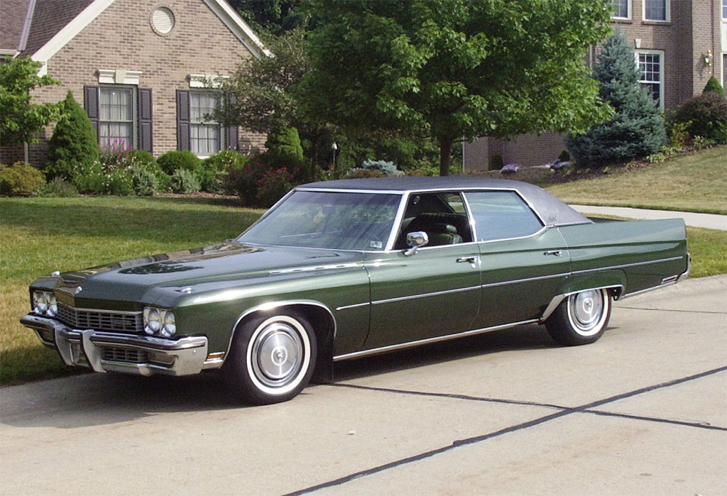 buick electra 1972