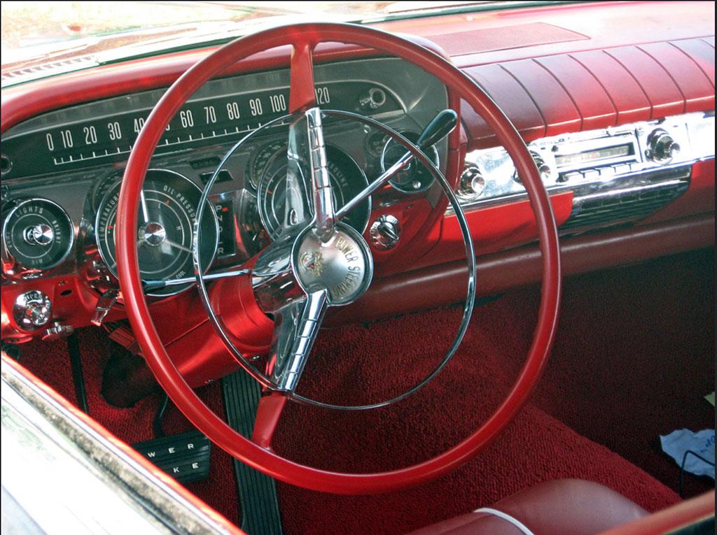 buick electra dashboard 1959