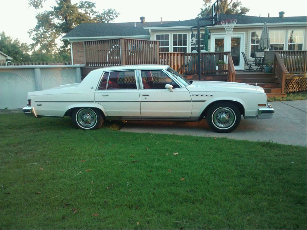 buick electra mayfield 1979