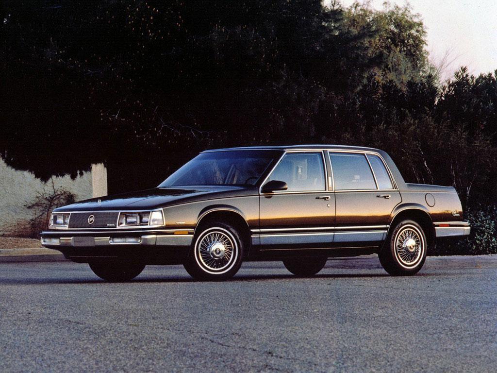 buick electra parkavenue 1985
