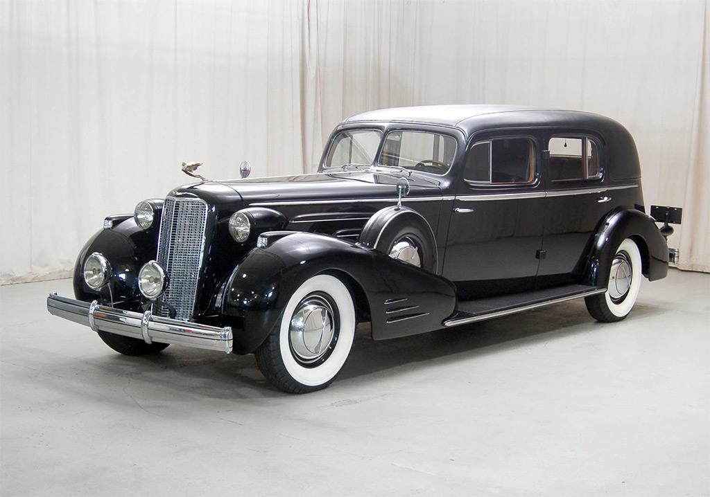 cadillac Fleetwood V16 1937