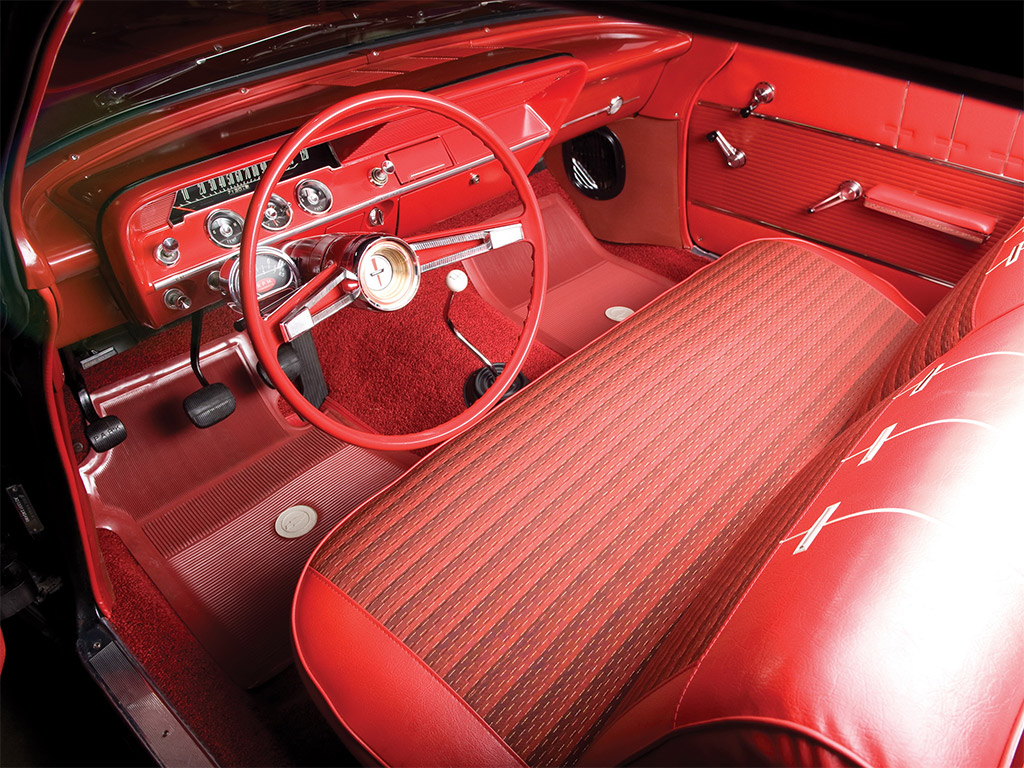 chevrolet bel air 1962 sportcoupe 1962