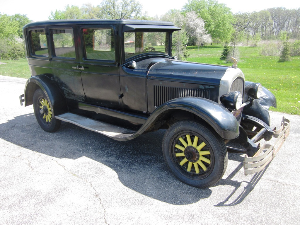 chrysler imperial 1926