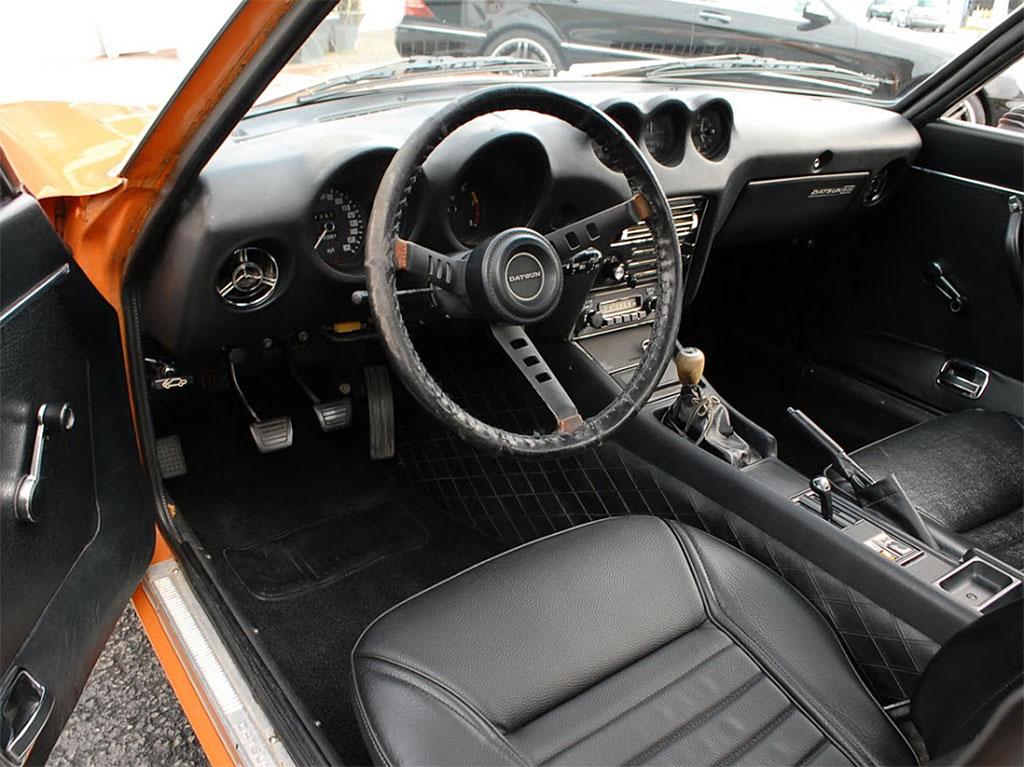 Datsun 240z for Interieur zx