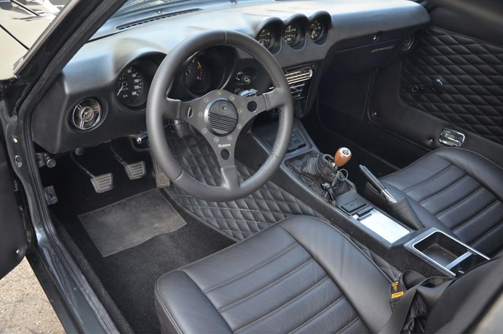 datsun 240Z interieur