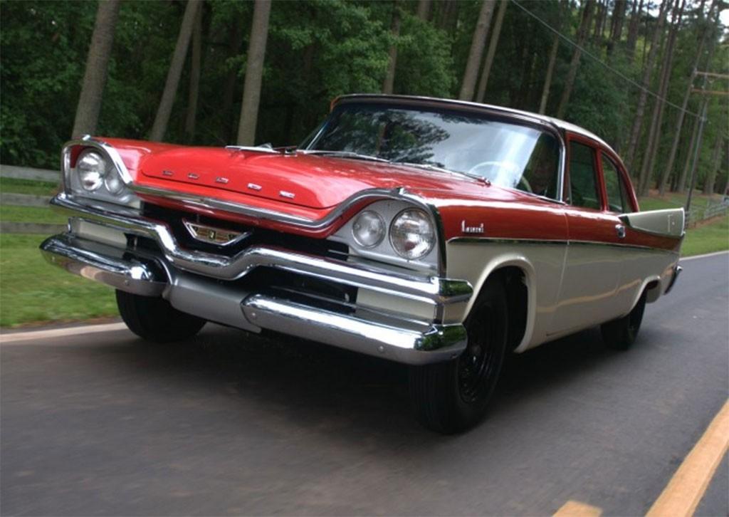 dodge coronet 501 1957