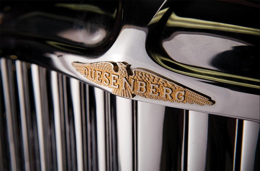 duesenberg grille