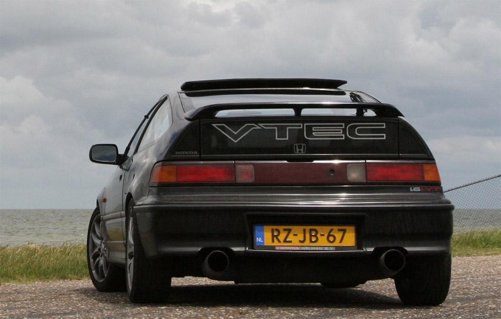 honda CRX 1991 VTEC
