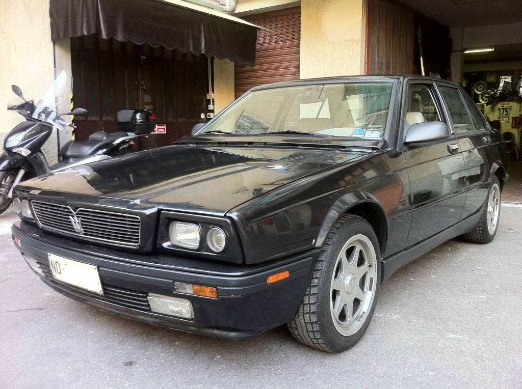 Maserati 4.24v