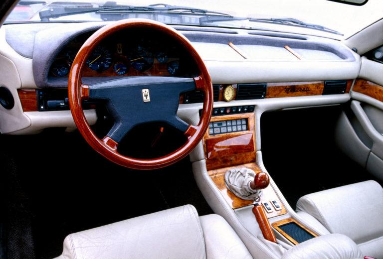 Maserati Karif - Klassiekerweb