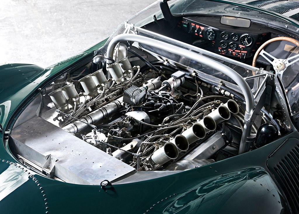 jaguar XJ13 motor