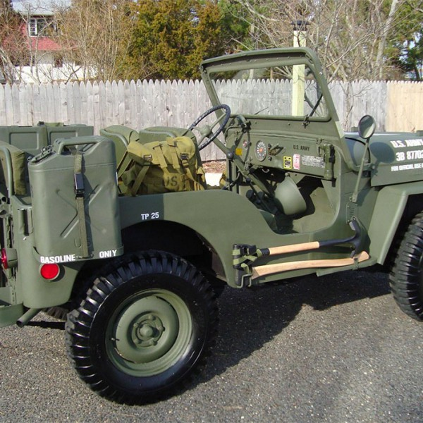 jeep civilian CJ