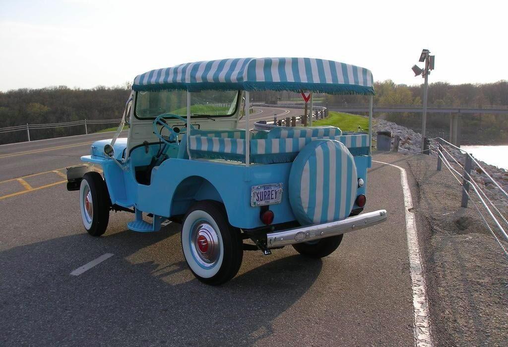 jeep surrey