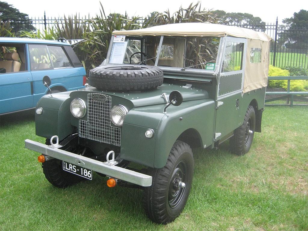 Land Rover Range Rover Klassiekerweb