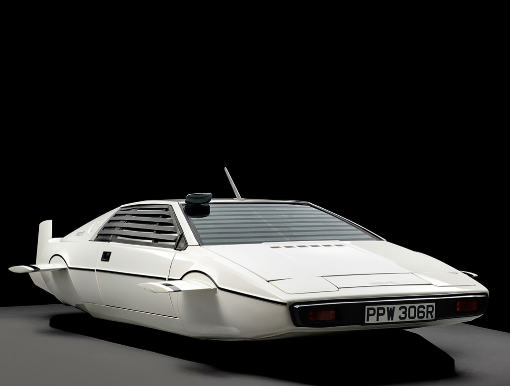 lotus esprit james bond