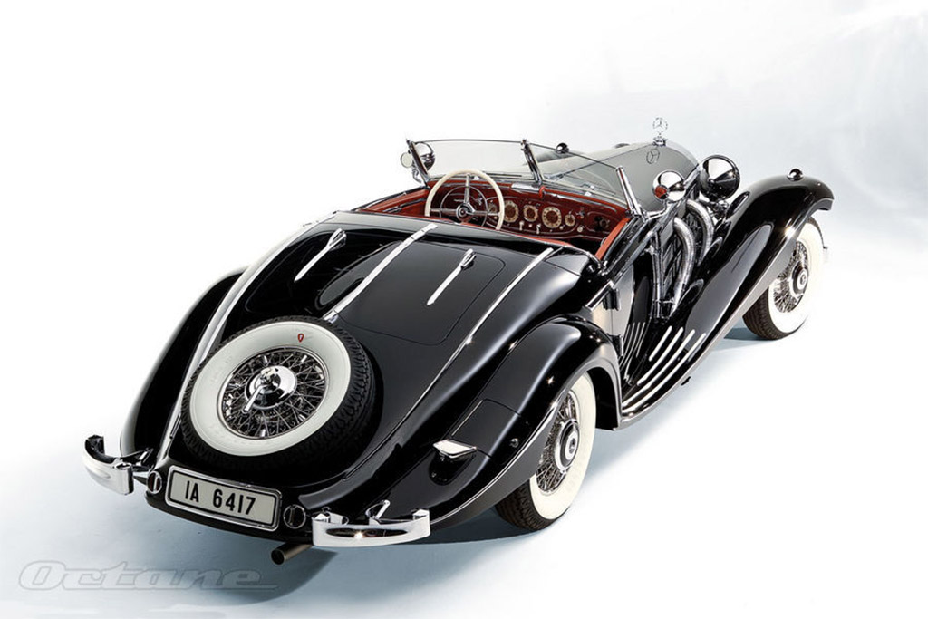 mercedes 540 special roadster