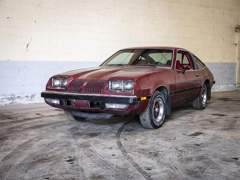 oldsmobile starfire uit 1975