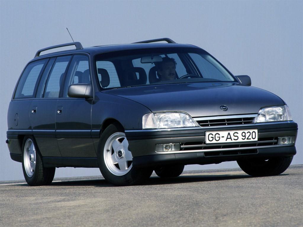 opel omega caravan 1990