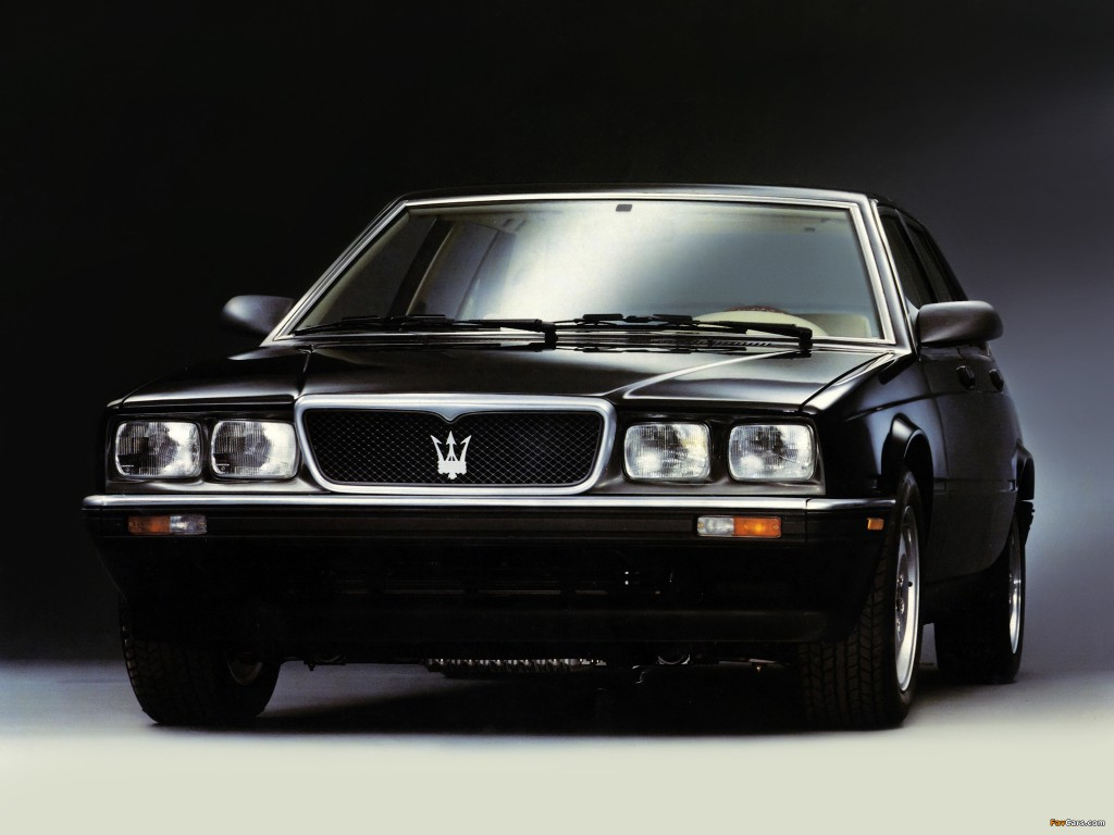 Maserati 430 biturbo
