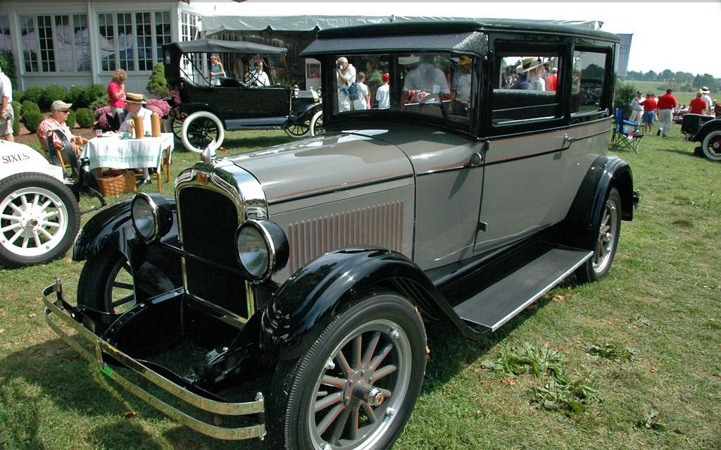 pontiac 1926