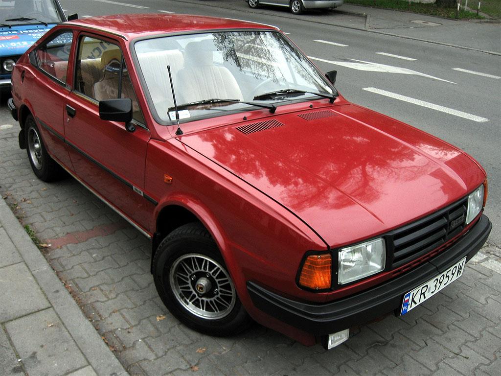 skoda rapid 743 1984
