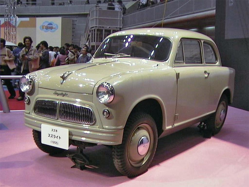 Suzuki Suzulight 1951