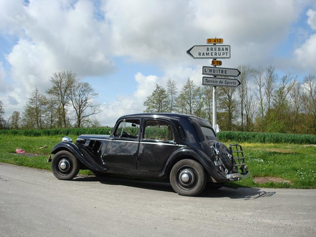 citroen traction avant 7c