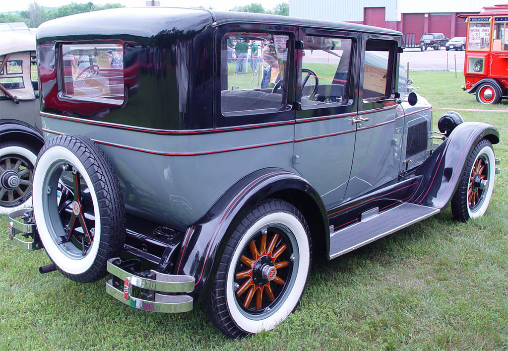 willys knight 1926