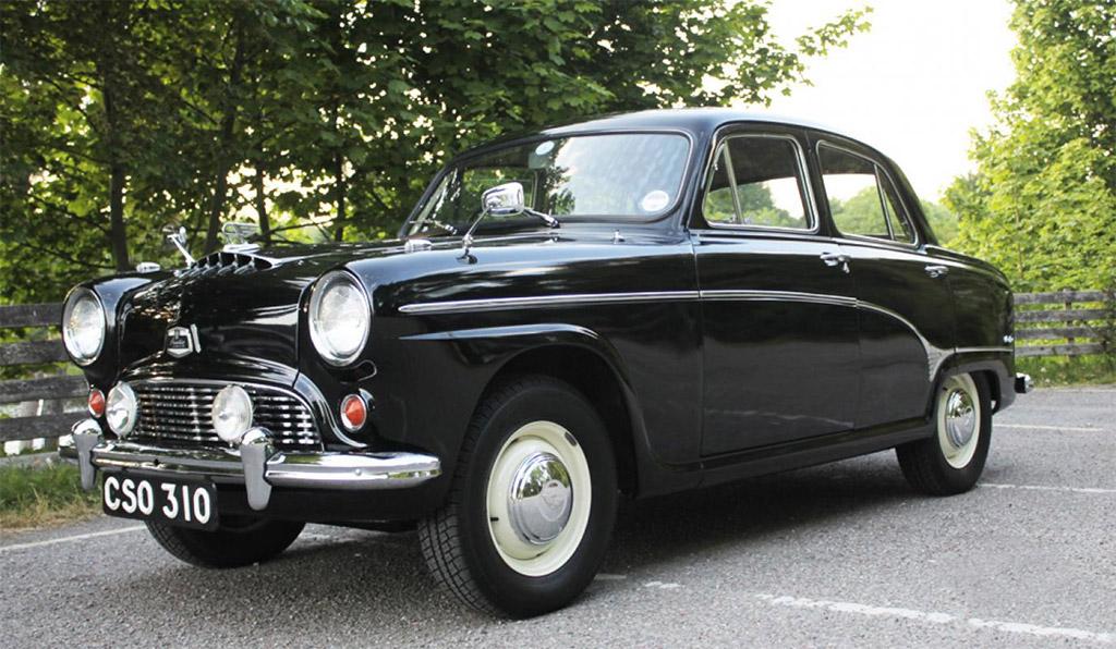 Austin Westminster A90 1954
