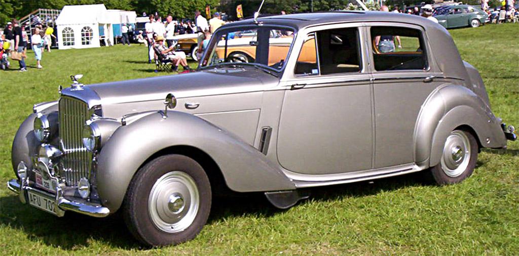Bentley Mk IV Saloon