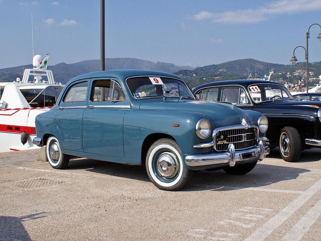 Fiat 1400 Klassiekerweb