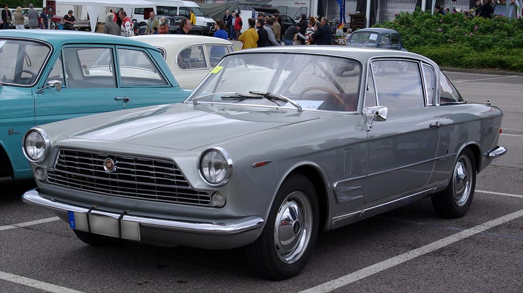 Fiat 2300 Klassiekerweb