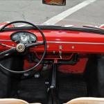 Fiat Bianchina interieur