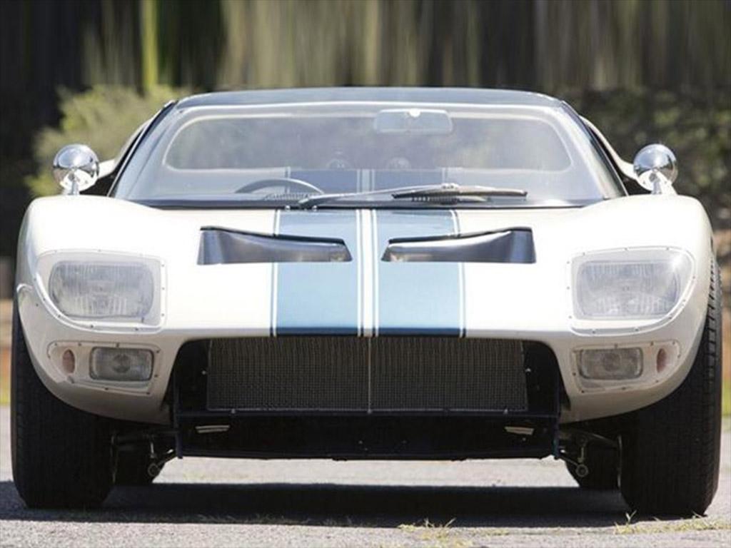 Ford GT40 cabrio