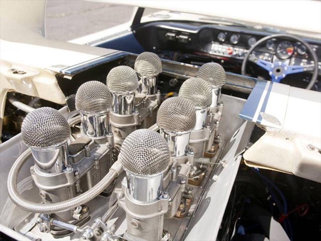 Ford GT40 motor