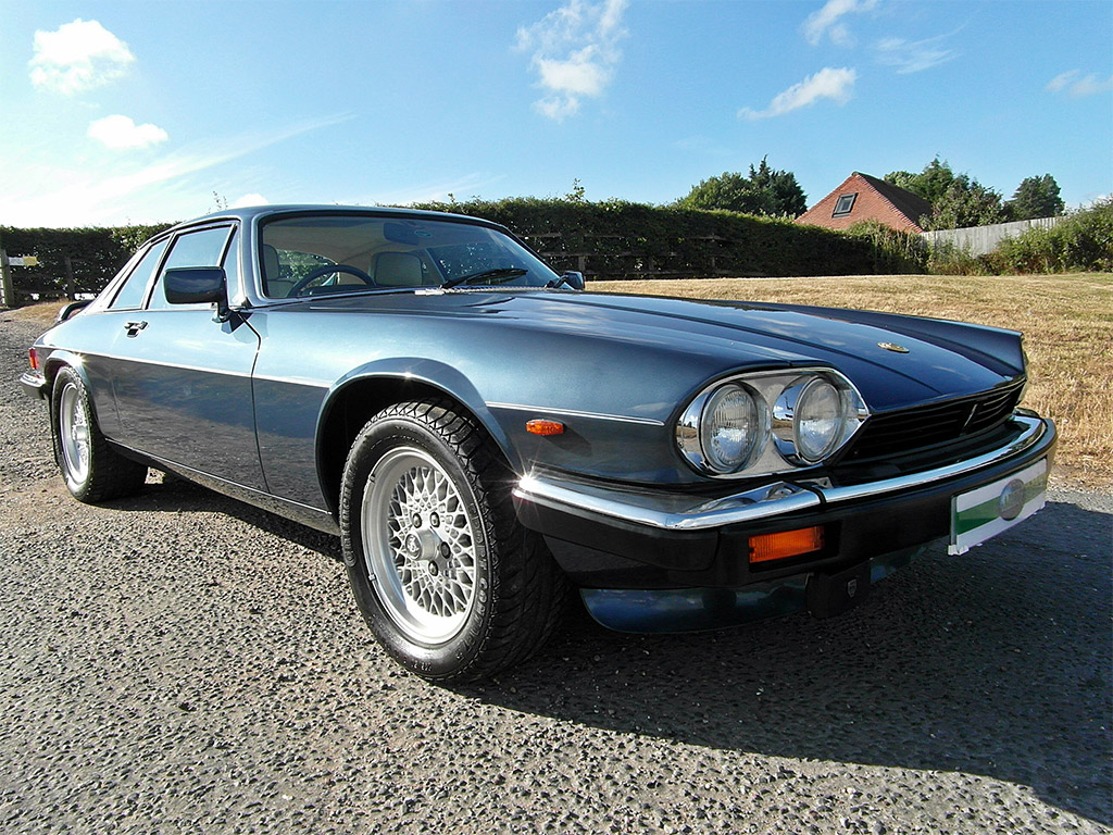 Jaguar XJ-S MkII lemans 1988