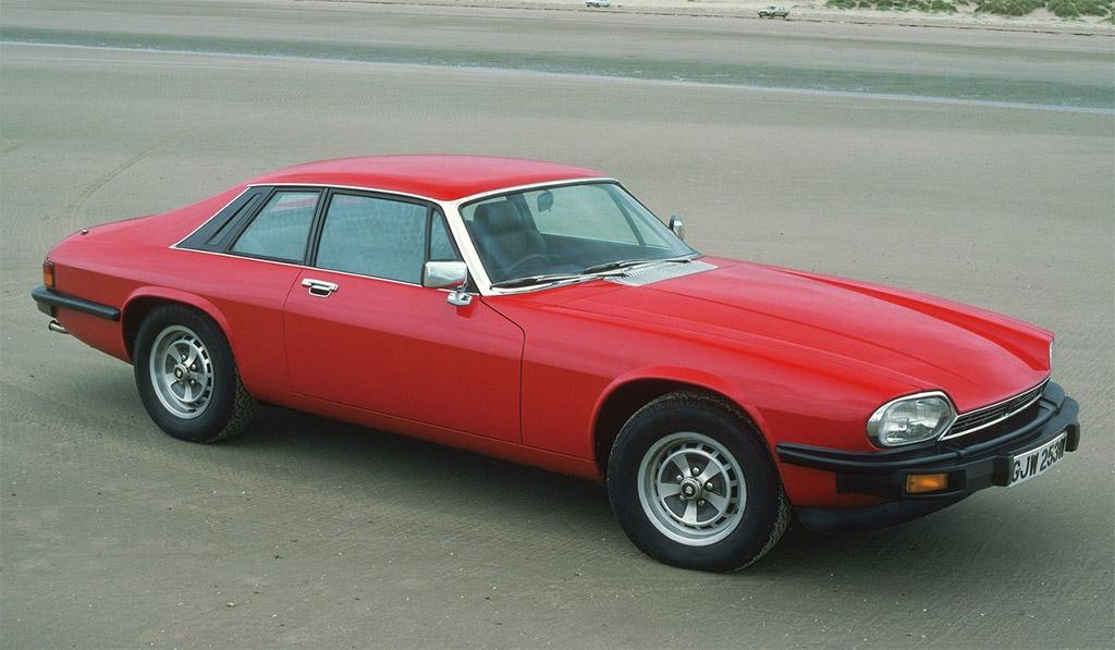 Jaguar XJ-S MkI 1976