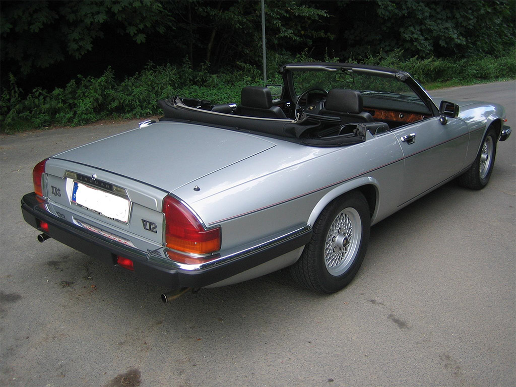 Jaguar XJ-S cabrio