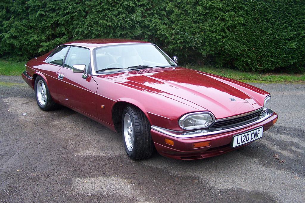 Jaguar XJS MkIII 1993